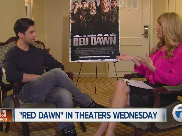 Red Dawn to hit theaters Wednesday