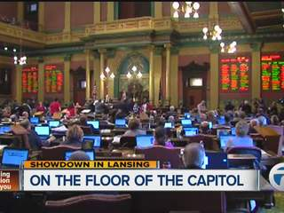 Right-to-work legislation passes