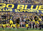 UM football to play in two night games, on road