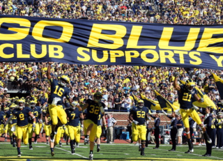 U-M and MSU in top 15 for Athlon Sports Top 25