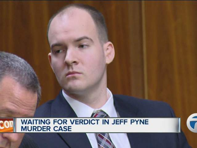 Jury deliberations continue in Jeff Pyne murder trial