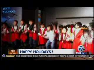 Happy Holidays From 7 Action News This Morning