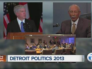 Looking ahead to 2013 in Detroit
