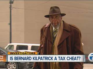 Is Bernard Kilpatrick a tax cheat?