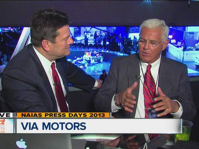 Bob Lutz talks with WXYZ.com