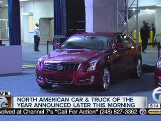 Previewing the North American Car and Truck of the Year Announcement