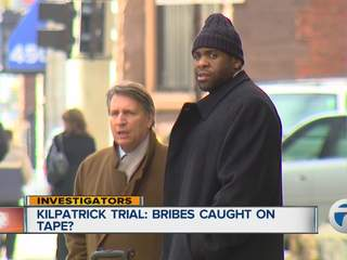 Kilpatrick trial: Bribes caught on tape?