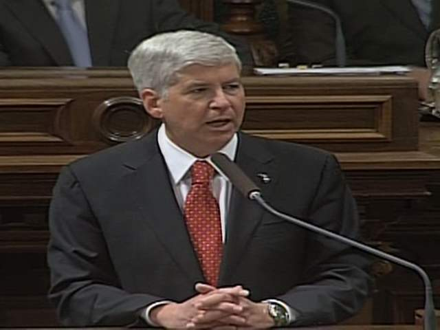 Michigan House defeats proposed income tax cut