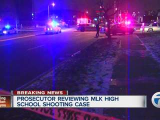 Prosecutor reviewing MLK High School shooting case