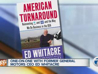 Ed Whitacre's new book