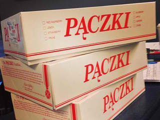 Need paczki on Fat Tuesday? Call an Uber