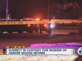 Suspect Arrested In Murder Of Harper Woods General Motors