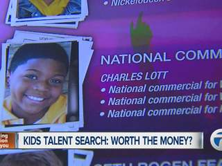 Kid talent search worth the money?