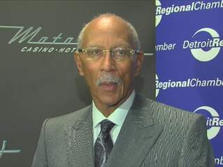 RAW VIDEO: Detroit Mayor Dave Bing speaks about conversation with Michigan Governor Rick Snyder