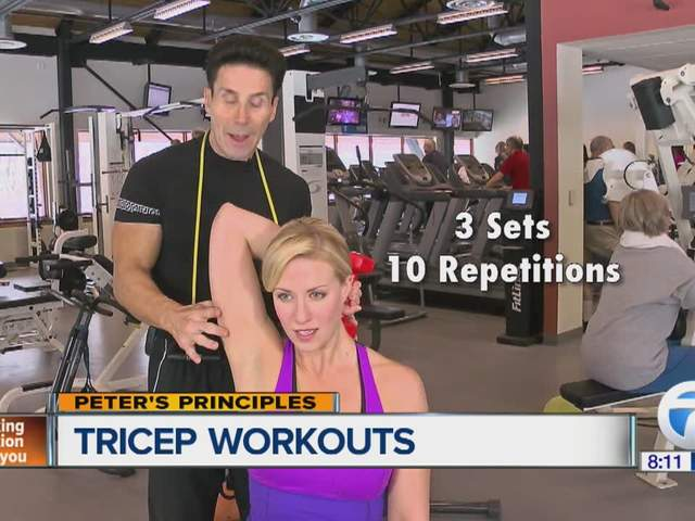 Peter's Principles - Triceps exercises