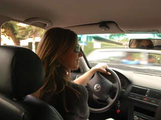 Distracted driving simulator saving teen lives