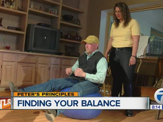 Peter's Principles - Finding Your Balance