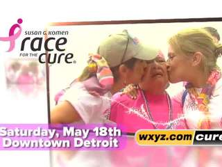 JOIN US: Detroit Race for the Cure, 5/18