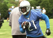 Bush realizes potential of Lions offense