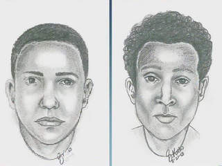 Wixom suspects sketch