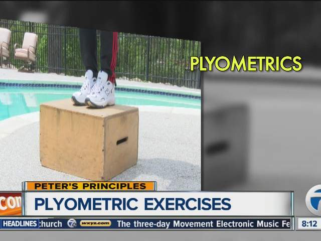 Peter's Principles - Plyometric Exercises