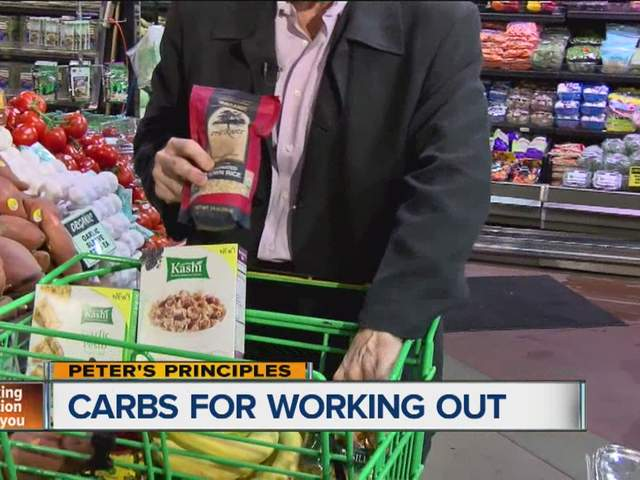 Peter's Principles - Carbs for working out