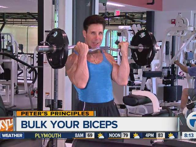 Peter's Principles - Bulk Up Your Biceps