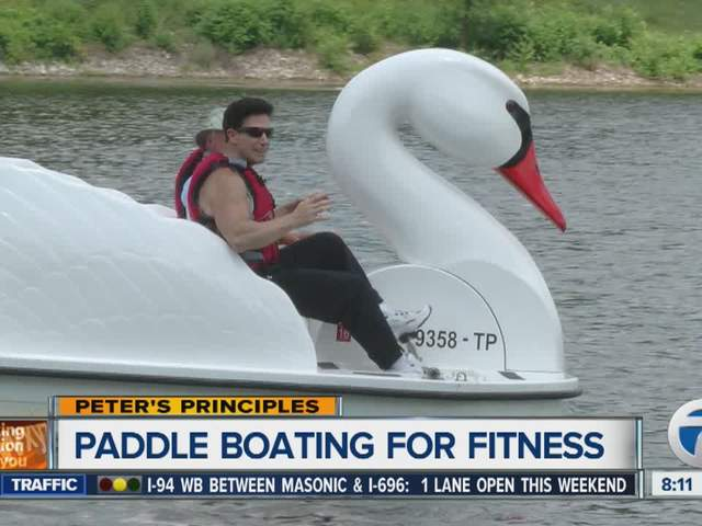 Peter's Principles - Paddle Boating for Fitness