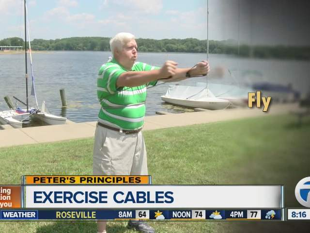 Peter's Principles - Using Exercise Cables