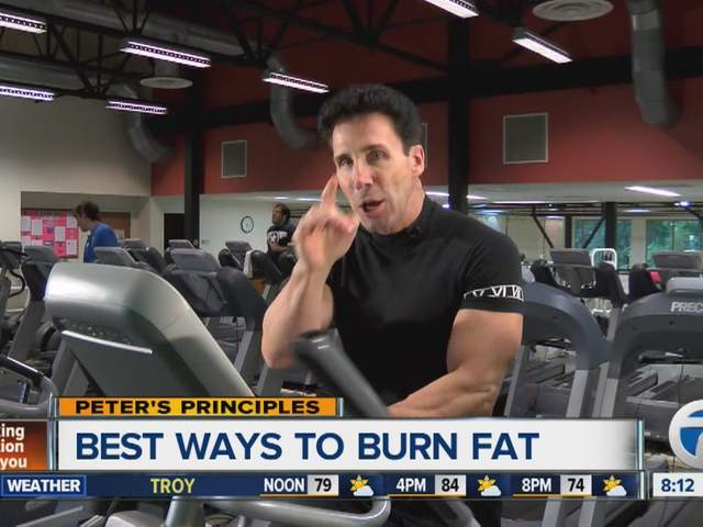 Peter's Principles - Best ways to burn fat