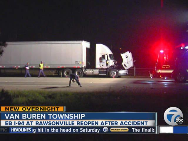 Van Buren Car Accident
