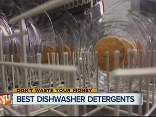 Consumer Reports puts dishwasher detergents to the test... and ...