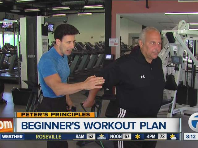 Peter's Principles - Beginner's workout
