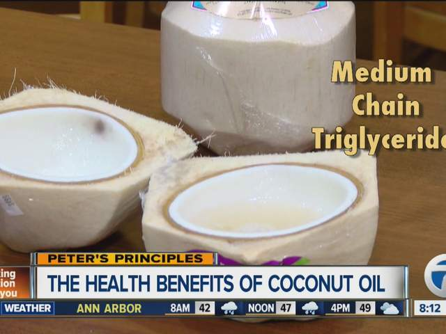 Peters Principles - Health Benefits of Coconut Oil