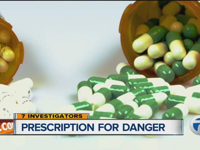Frequently prescribed nursing home medications