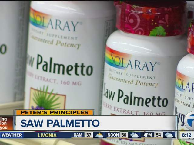 Peter's Principles - Saw Palmetto