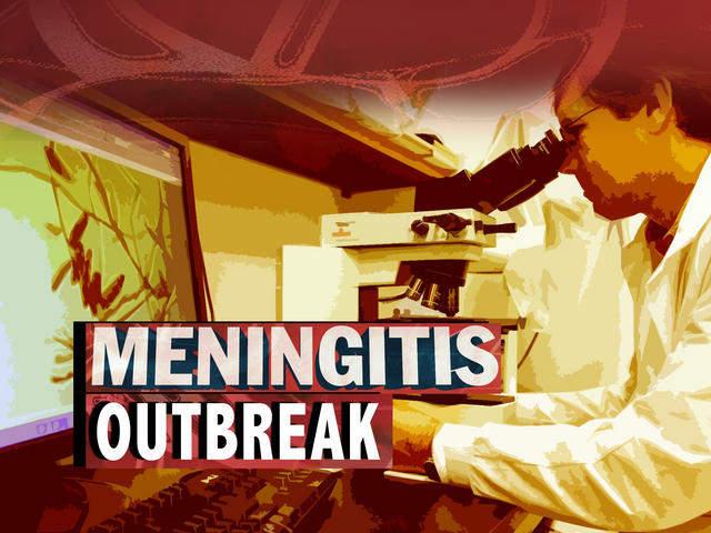 Caution urged after camp worker gets bacterial meningitis