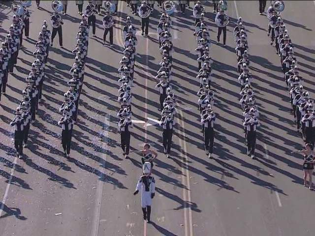 In The Zone: High school marching bands wanted - WXYZ.com