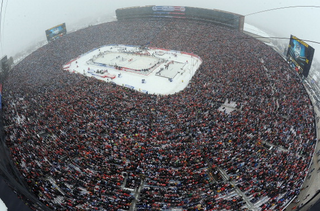 Report: Red Wings, Maple Leafs in Winter Classic