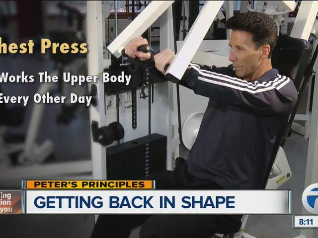 Peter's Principles - Getting Back into shape