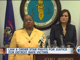 100 rapists identified after rape kits processed