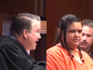 WATCH: Judge goes off on convicted killer