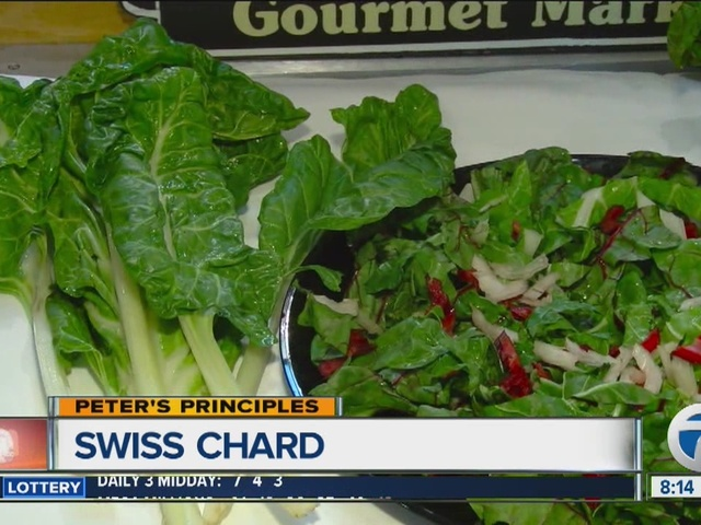 Peter's Principles: Swiss Chard