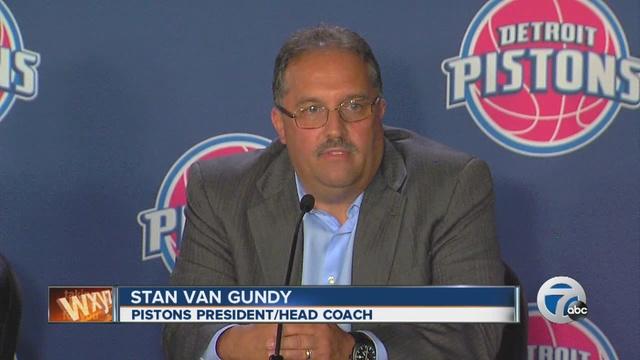 Stan Van Gundy 2014 Introduced Stan Van Gundy