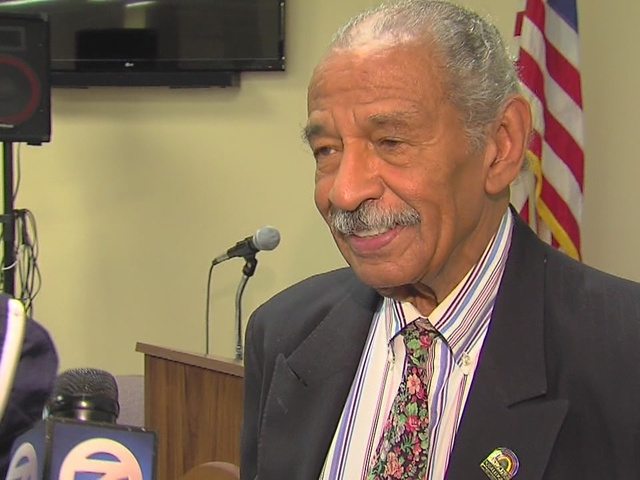 Judge orders Conyers back on the ballot