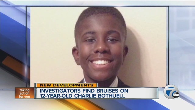 Investigators find bruises on 12-year-old Charlie Bothuell