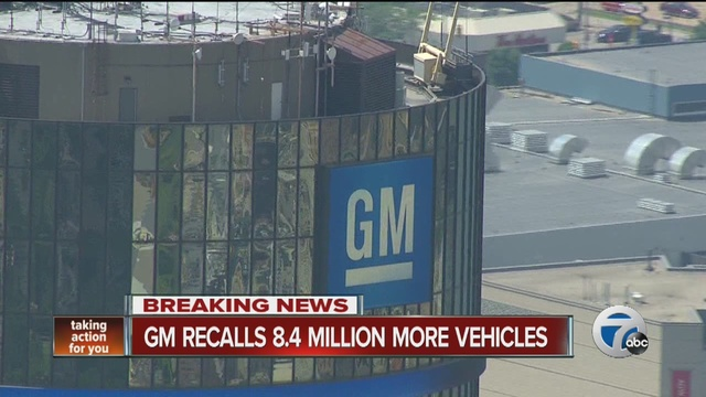 general motors is recalling another 8 million vehicles making the. Cars Review. Best American Auto & Cars Review