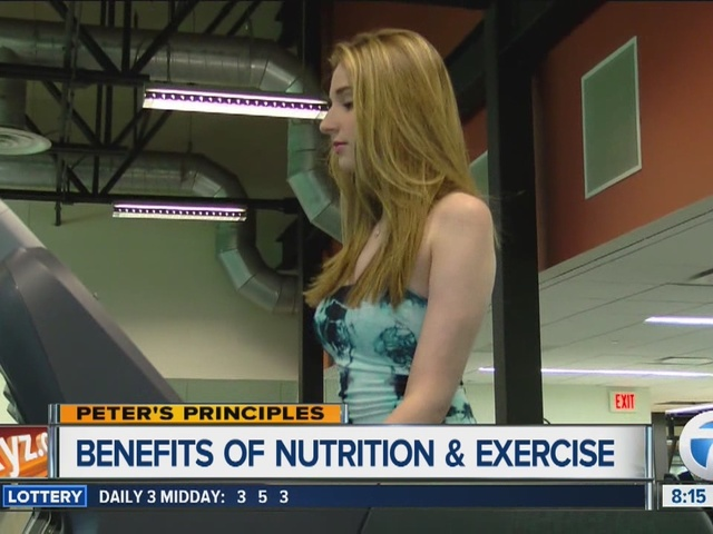 Peter's Principles - Benefits of nutrition and exercise