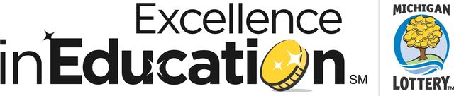 Michigan Lottery Excellence in Education Award