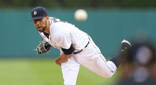 Price humbled, relaxed as he gets ready for Rays
